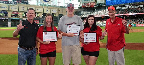 Texas Tech Day Astros recap